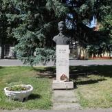 Battonya - József Attila szobra