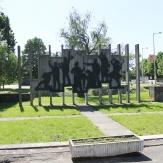 Battonya - Földmunkásmozgalmi emlékmű
