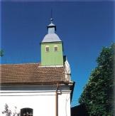 Békéssámson - A békéssámsoni református gyülekezet temploma