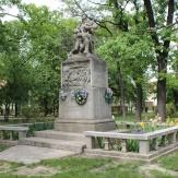 Békéssámson - Első világháborús emlékmű