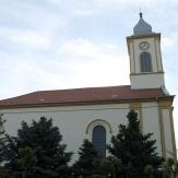 Csanádapáca - Római katolikus templom