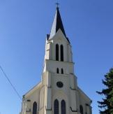 Dombegyház - Római Katolikus Templom