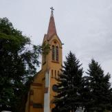 Dombiratos - Szent Anna katolikus templom