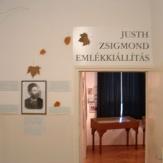 Gádoros - Justh Zsigmond Emlékszoba