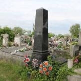 Gádoros - Justh Zsigmond síremléke