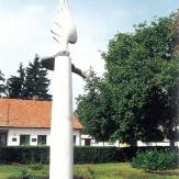 Kardoskút - A forradalmak emlékműve