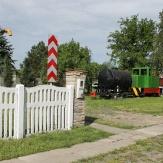 Kaszaper - Vasút történeti kiállítás