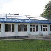 Medgyesegyháza - Sportcsarnok és Uszoda