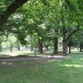 Mezőhegyes - Angolpark