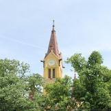 Mezőhegyes - Református templom