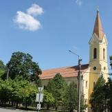 Mezőkovácsháza - Boldogságos Szűz római katolikus templom