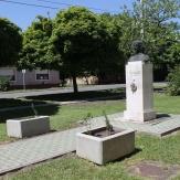Mezőkovácsháza - Hunyadi János szobra