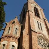 Pusztaföldvár - Evangélikus templom