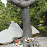 Tótkomlós - Újratelepítési emlékmű