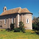 Tótkomlós - Árpádkori templom